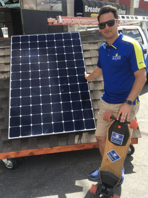 Solar Power New Yorkers For Clean Power